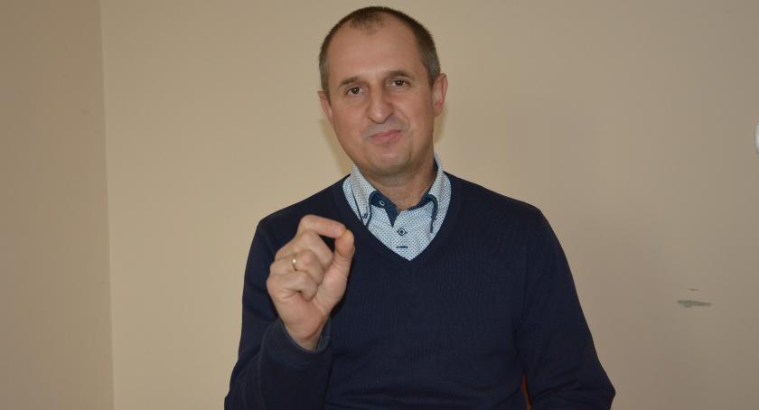 Samorząd, Jestem dobrym konkurentem obecnego wójta Szylara - zdjęcie, fotografia