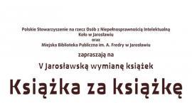 V Jarosławska wymiana książek