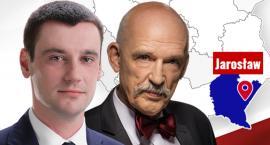 Spotkanie z Januszem Korwin-Mikke i Dawidem Lewickim