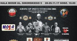 Europa Cup Open K1/Kickboxing/MMA