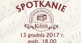 Spotkanie z Bartoszem Gałązką w jarosławskim Kuferku.